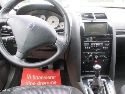 brugt Peugeot 407 1,6 HDI FAP Premium 109HK