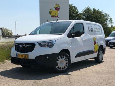 brugt Opel Combo L1V1 1,5 D Enjoy EAT8 130HK Van 8g Aut.