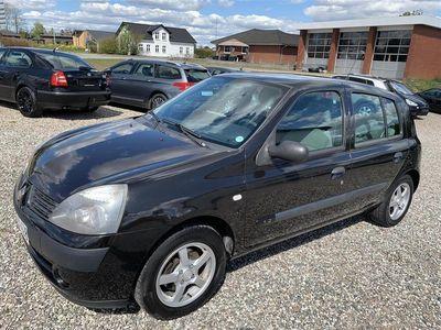 brugt Renault Clio 1,2 8V Basic 60HK 5d