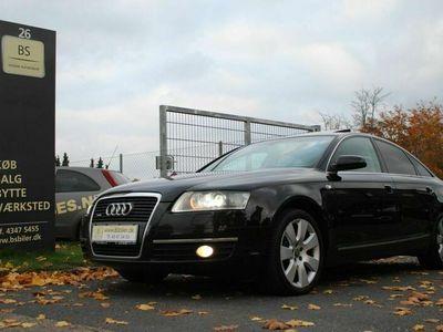 brugt Audi A6 3,2 FSi quattro Tiptr.
