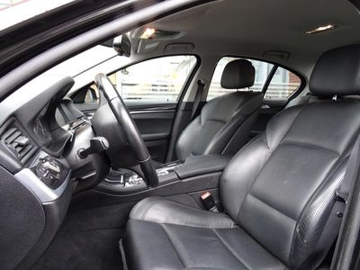 brugt BMW 520 2,0 5 Serie D 184HK aut 4d