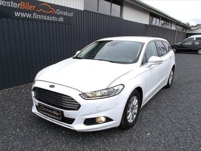 gebraucht Ford Mondeo 2,0 TDCi Trend 150HK Stc 6g Aut.