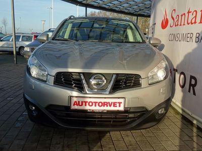 brugt Nissan Qashqai 1,5 DCi DPF Tekna Elegance 4x2 110HK 5d 6g
