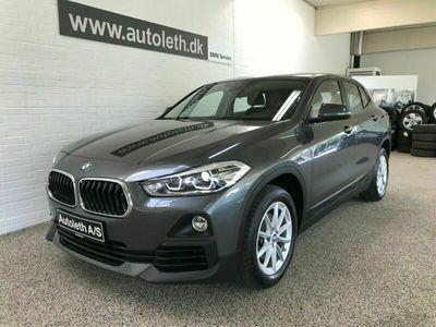 brugt BMW X2 1,5 sDrive18i Advantage aut.