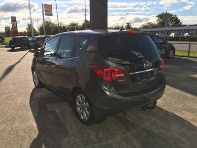 brugt Opel Meriva 1,7 CDTI DPF Cosmo 110HK 6g B