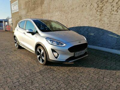 brugt Ford Fiesta 1,0 EcoBoost Active II 140HK 5d