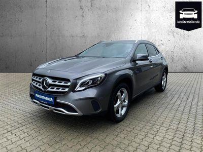 brugt Mercedes GLA200 d 1,6 CDI 7G-DCT 136HK 5d 7g Aut. - Personbil - Gråmetal