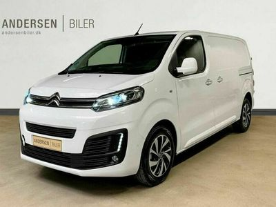 brugt Citroën Jumpy L2 2,0 Blue HDi Masterline 150HK Van 6g