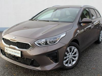 brugt Kia cee'd 1,4 T-GDi Attraction SW