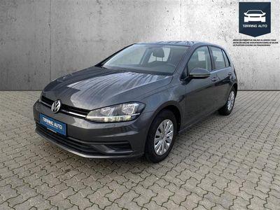 brugt VW Golf 1,4 TSI BMT Trendline 125HK 5d 6g - Personbil - gråmetal