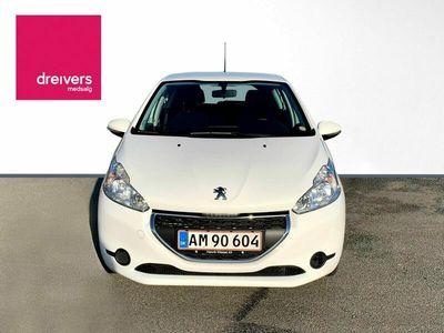 brugt Peugeot 208 1.2 VTi 5D | Active