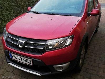 used Dacia Sandero 1,5 DCi Stepway Prestige Start/Stop 90HK 5d