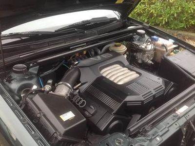 brugt Audi 80 2,8 Cabriolet
