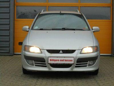 brugt Mitsubishi Space Star 1,8 Sport AC