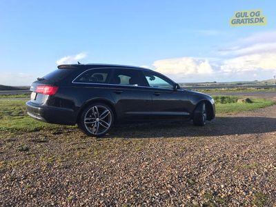 brugt Audi A6 177 aut stc