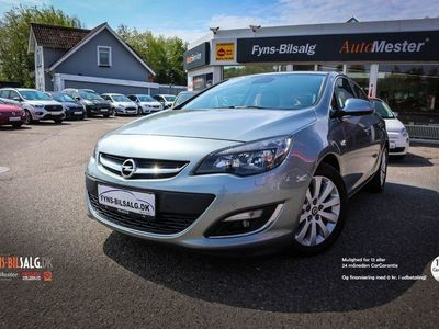 brugt Opel Astra 7 CDTi 130 Cosmo eco