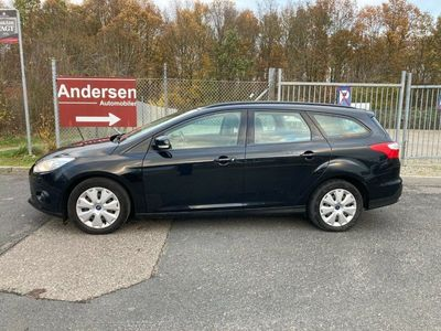 brugt Ford Focus 1,6 TDCi 95 Trend stc.