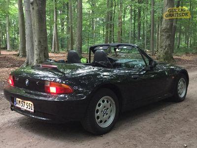 brugt BMW Z3 1,8 sælges eller byttes