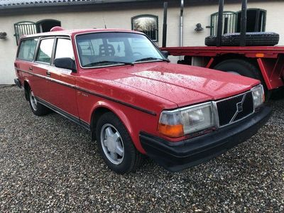 brugt Volvo 240 200-Serie2,3 DL STC