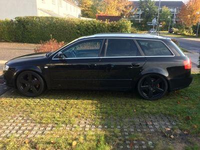 brugt Audi A4 1.8 163 HK