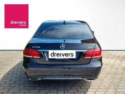 brugt Mercedes E220 CDI Sedan 7G-TRONIC PLUS | Elegance