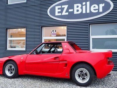 brugt Fiat X 1/9 1,5 Targa