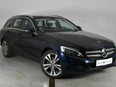 brugt Mercedes C220 d 2,2 Business stc. aut.