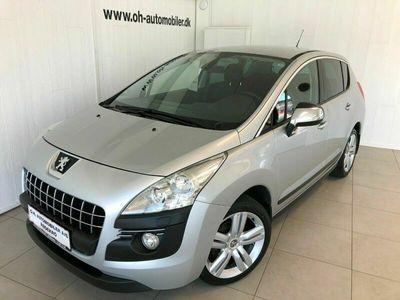 brugt Peugeot 3008 1,6 HDi 110 Premium