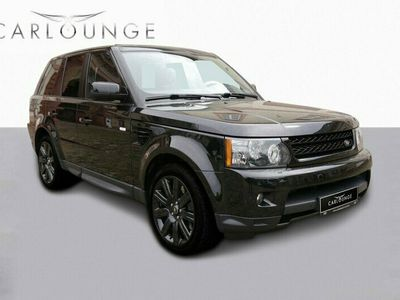 brugt Land Rover Range Rover Sport Range Rover Sport I 3.0 LR-TD V6 - 256 hk AWD Automatic I 3.0 LR-TD V6 - 256 hk AWD Automatic