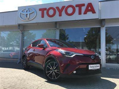 brugt Toyota C-HR 1,8 B/EL C-LUB Smart LED Multidrive S 122HK 5d