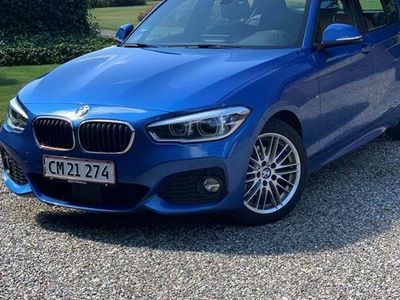 brugt BMW 120 d 2,0 M-Sport Auto
