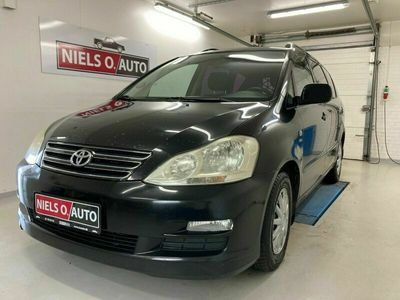 brugt Toyota Sportsvan 2,0 VVT-i Sol aut.