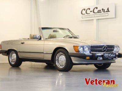 second-hand Mercedes 560 SL 5,5 Automatik