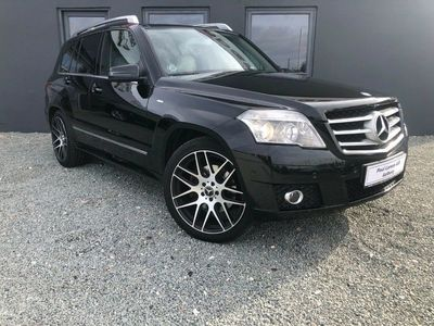 brugt Mercedes GLK220 2,2 CDi aut. 4-M BE