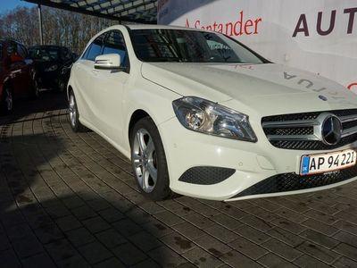 brugt Mercedes A180 1,5 CDI 109HK 5d 6g