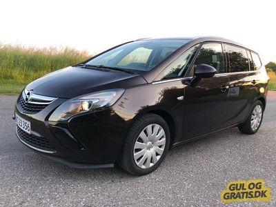 brugt Opel Zafira 1,6 CDTI 136 hk 2015