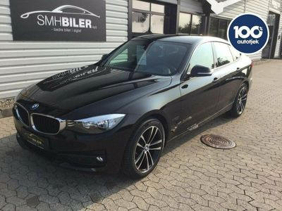 second-hand BMW 320 Gran Turismo d 2,0 aut.
