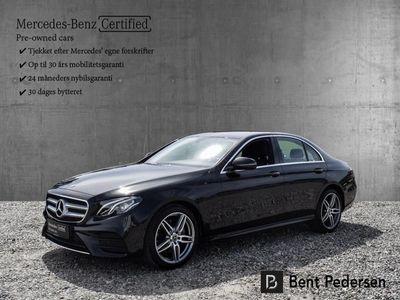 brugt Mercedes E220 0 D 194HK 6g