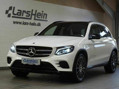 brugt Mercedes GLC250 d AMG Line aut. 4-M