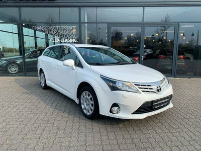 used Toyota Avensis 2,0 D-4D T2 Premium stc.