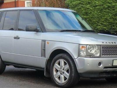 brugt Land Rover Range Rover 3,6 TDV8 Vogue aut.