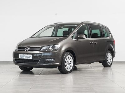 käytetty VW Sharan 2,0 TDI BMT Highline DSG 177HK 6g Aut.