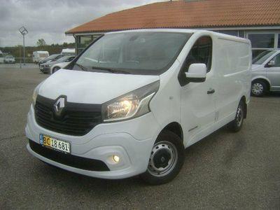 brugt Renault Trafic T27 1,6 dCi 120 L1H1