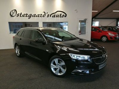 brugt Opel Insignia 1,6 T 200 Dynamic ST aut.