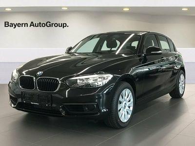 brugt BMW 120 d 2,0 Connected aut.