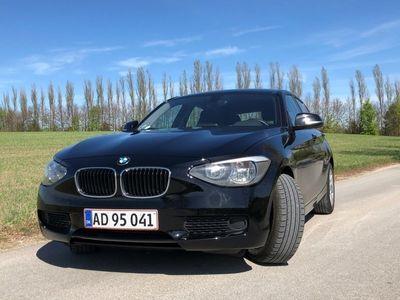 gebraucht BMW 116 d 1,6 EfficientDyn. 116HK 5d 6g