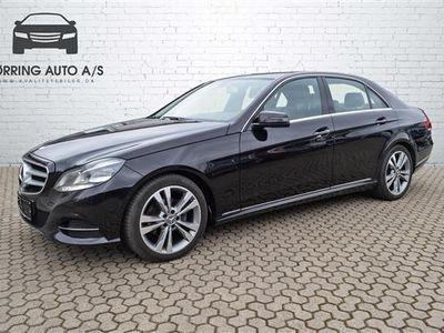 used Mercedes E220 1 Bluetec 170HK 6g