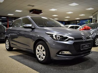 begagnad Hyundai i20 1,25 Vision