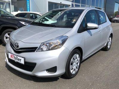 usata Toyota Yaris 1,3 VVT-I T2 Multidrive S 100HK 5d 6g Aut.