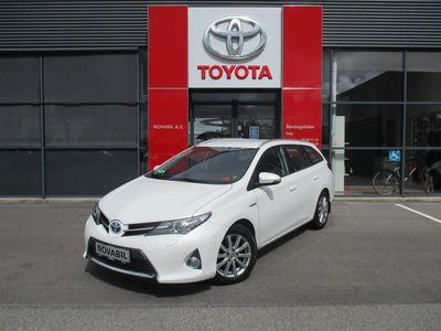 brugt Toyota Auris Touring Sports 1,8 VVT-I H2+ Comfort E-CVT 136HK Stc